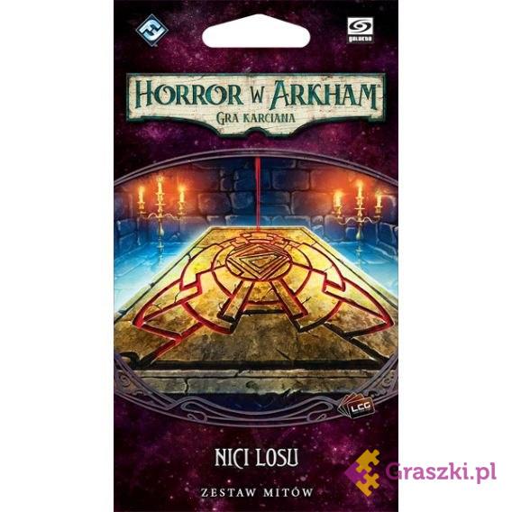 Horror w Arkham: Gra karciana - Nici losu | Galakta